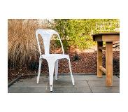 PIB Chaise industrielle Multipl's blanche