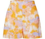 New Look Pantalon 'LOLA TIE DYE FLIPPY SHORT'