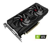 PNY VCG20708DFPPB-O carte graphique GeForce RTX 2070 8 Go GDDR6