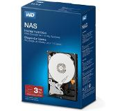 Western Digital Disque dur NAS 3.5 3 TB Red
