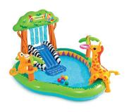 Intex Piscine Gonflable Intex Jungle Thema