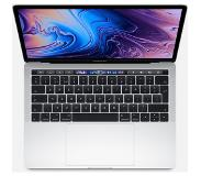 "Apple MacBook Pro 13"" Touch Bar (2019) MV9A2FN/A Azerty Argent"
