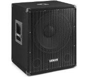 "VONYX SMWBA15 Subwoofer sono actif 15"" 600W Bluetooth MP3 + trépied"