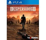 Koch Desperados 3 PS4 FR/UK