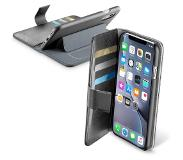 Cellularline Flip cover Book Agenda iPhone 11 Noir