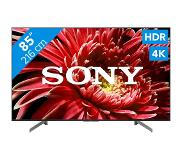 Sony TV SONY KD85XG8596BAEP 85 FULL LED Smart 4K