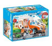 Playmobil Ambulance et secouristes 70049