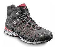 Meindl - X-So 70 Mid GTX Noir/Rouge - Homme - Taille : 10 UK