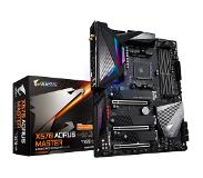 Gigabyte X570 AORUS MASTER (rev. 1.0) carte mère Emplacement AM4 ATX AMD X570