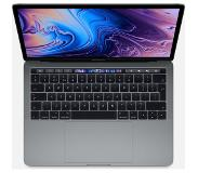 "Apple MacBook Pro 13"" Touch Bar (2019) MUHP2FN/A Azerty Gris sidéral"