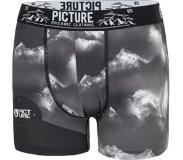 Picture Organic Clothing - Boxer Black Aravis - Homme - Taille : M