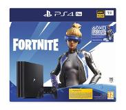 Playstation 4 Pack console PS4 PRO 1 To + jeu Fortnite