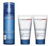 Clarins Clarinsmen everyday hydratation heroes set 3 ST (Heren)