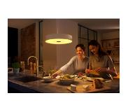 Philips Hue Fair Suspension Blanc