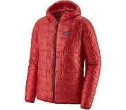 Patagonia - M's Micro Puff Hoody Fire - Homme - Taille : L