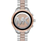 Michael Kors Access Lexington Gen 5 MKT5081 - Argent/Or Rose avec petits diamants