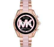 Michael Kors Access Bradshaw Gen 5 MKT5090 - Or rose/Rose