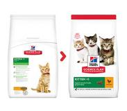 Hill's Pet Nutrition Hill's Science Plan Feline Chaton avec Poulet 1,5 kg