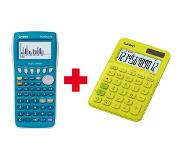 Casio Calculatrice Graph 25+E + MS-20UC-YG