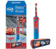 Oral-B Stages Power Kids Disney Cars + Étui