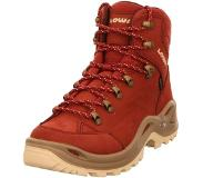 Lowa Chaussure Renegade Gore-Tex Mid SP pour femme - Rouge - Tailles : 4.5, 8