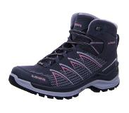Lowa Chaussure Ferrox Pro Gore-Tex Mid pour femme - Gris - Tailles : 4, 4.5, 5, 5.5, 6, 7, 7.5