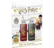 Emtec Clé USB M730 2-pack Harry Potter 32 GB
