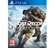 Ubisoft Tom Clancy's Ghost Recon Breakpoint PS4 NL/FR