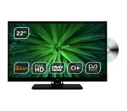 OK. TV OK OLE22641F-TBDVD12V 22 EDGE LED DVD Full HD