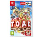 Nintendo Captain Toad Treasure Tracker Switch