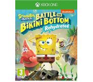 Koch Spongebob Squarepants: Battle For Bikini Bottom Rehydrated FR/UK Xbox One