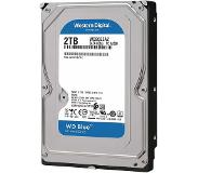 "Western Digital RED 2TB WD20EFAX NAS DESKTOP HDD [3.5"", SATA3, 5400RPM, 256MB CACHE]"