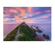 Schmidt Nugget Point Lighthouse, The Catlins, South Island - New Zealand - Puzzle Mark Gray 3000 Teile