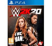 Take Two WWE 2K20 FR/NL PS4