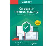 Kaspersky Lab Internet Security 2020 - 5 devices