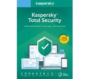Kaspersky Lab Total Security 1 an / 1 appareil