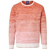 Babista Pull-over BABISTA Orange::Blanc