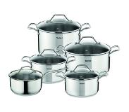Tefal A702SC84 lot de casseroles