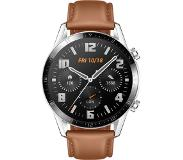 Huawei Watch GT 2 Classic Pebble Brown 46 mm
