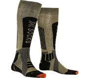 X-socks - Ski Helixx Gold 4.0 Gold/Noir - Homme - Taille : 35-38
