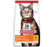 Hill's Pet Nutrition Hill's Science Plan Feline Adult avec Poulet 1,5 kg