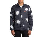 Volcom - Brews Coach Jacket Black Combo - Homme - Taille : L