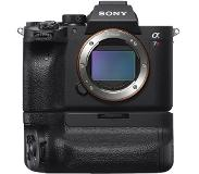 Sony A7R mark IV + Sony VG-C4EM Vertical battery/handgrip