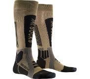X-socks - Ski Helixx Gold 4.0 Gold/Noir - Homme - Taille : 42-44