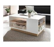 OTTO table basse CLAIR, Largeur 100 cm