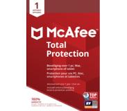 McAfee Antivirus Total Protection 2019 / 1 appareil FR/NL