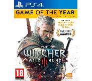 Namco Bandai Games The Witcher 3 - Wild Hunt GOTY UK PS4