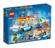 LEGO City Great Vehicles Le camion de la marchande de glaces 60253