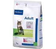 Virbac Veterinary Hpm Adult Neutered pour chat 7kg