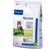Virbac Veterinary Hpm Senior Neutered pour chat 7kg